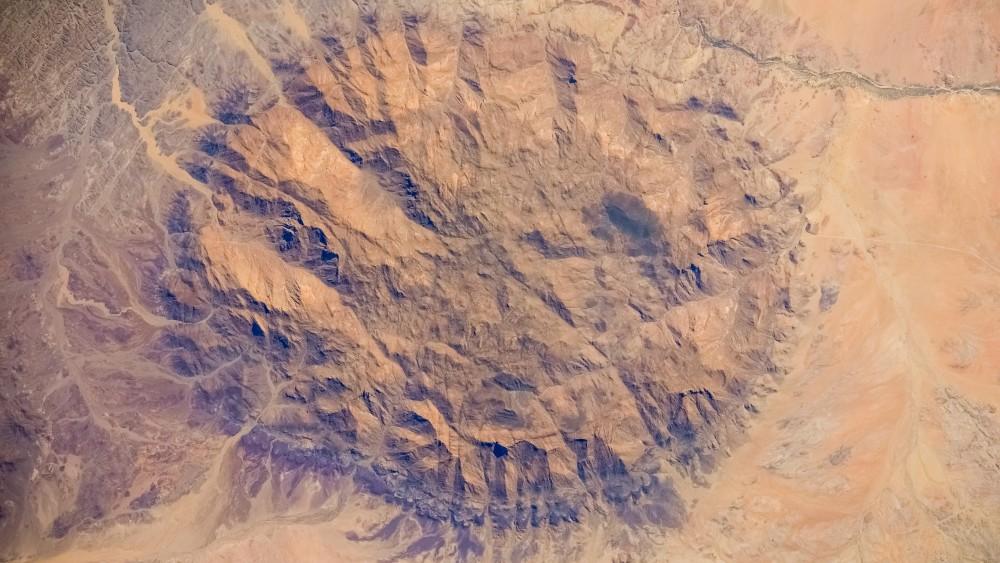 Гора Брандберг, Намибия