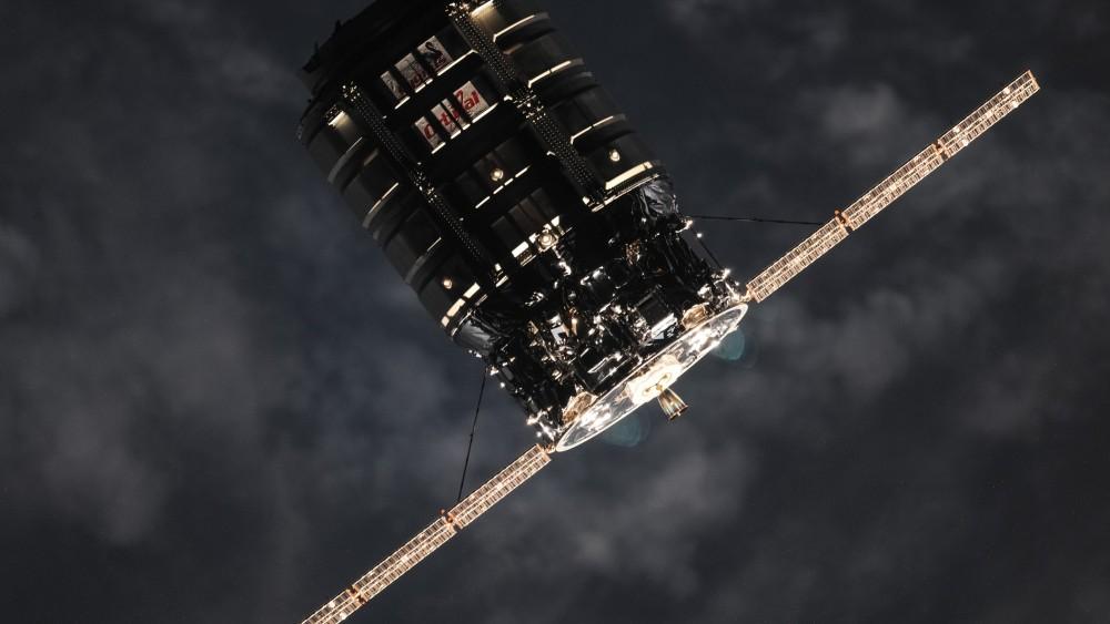 Грузовой корабль Сигнус