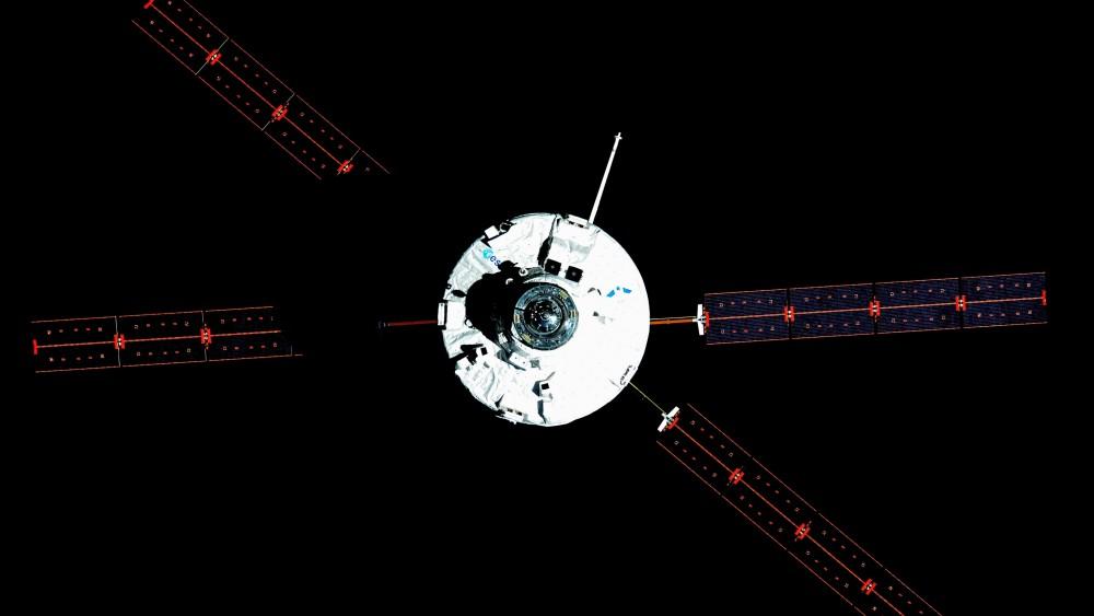 Грузовой корабль ATV-5