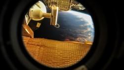 Иллюминатор на МКС