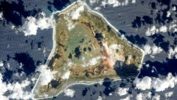 Острова Кирибати...