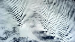 Алеутские острова...