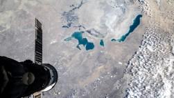 Аральское море...
