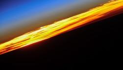Рассвет на МКС...
