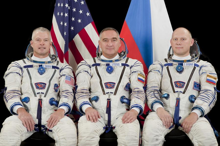 40-й Экипаж Международной Космической Станции
