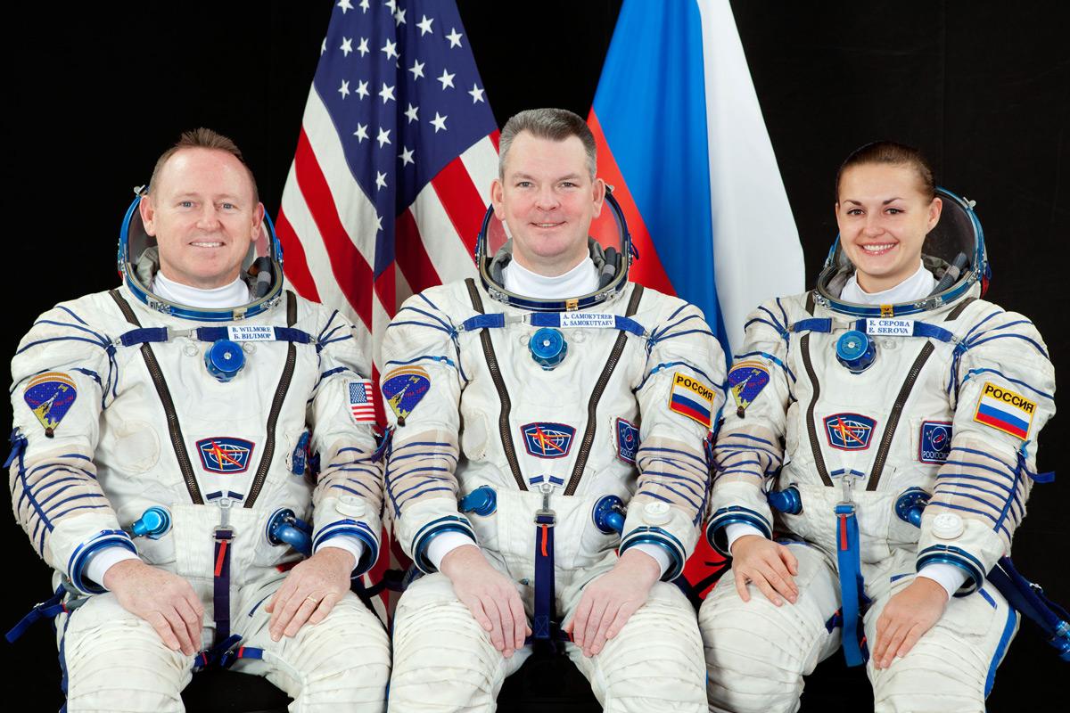 40-й Дублирующий экипаж Международной Космической Станции