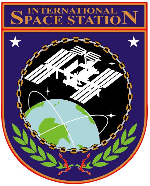 Эмблема Международной Космической Станции