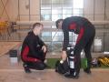Тренировка в Германии (Training in Germany)