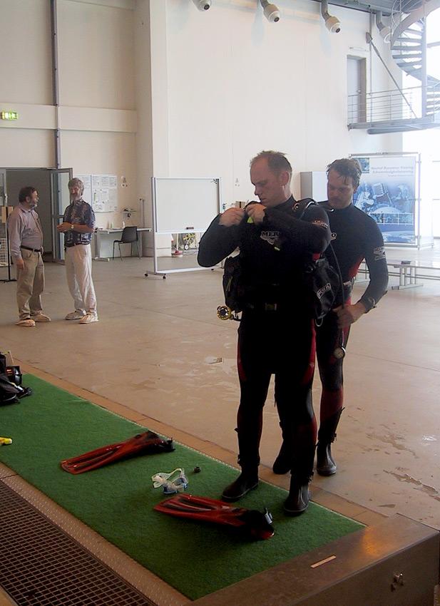 Тренировка в Германии