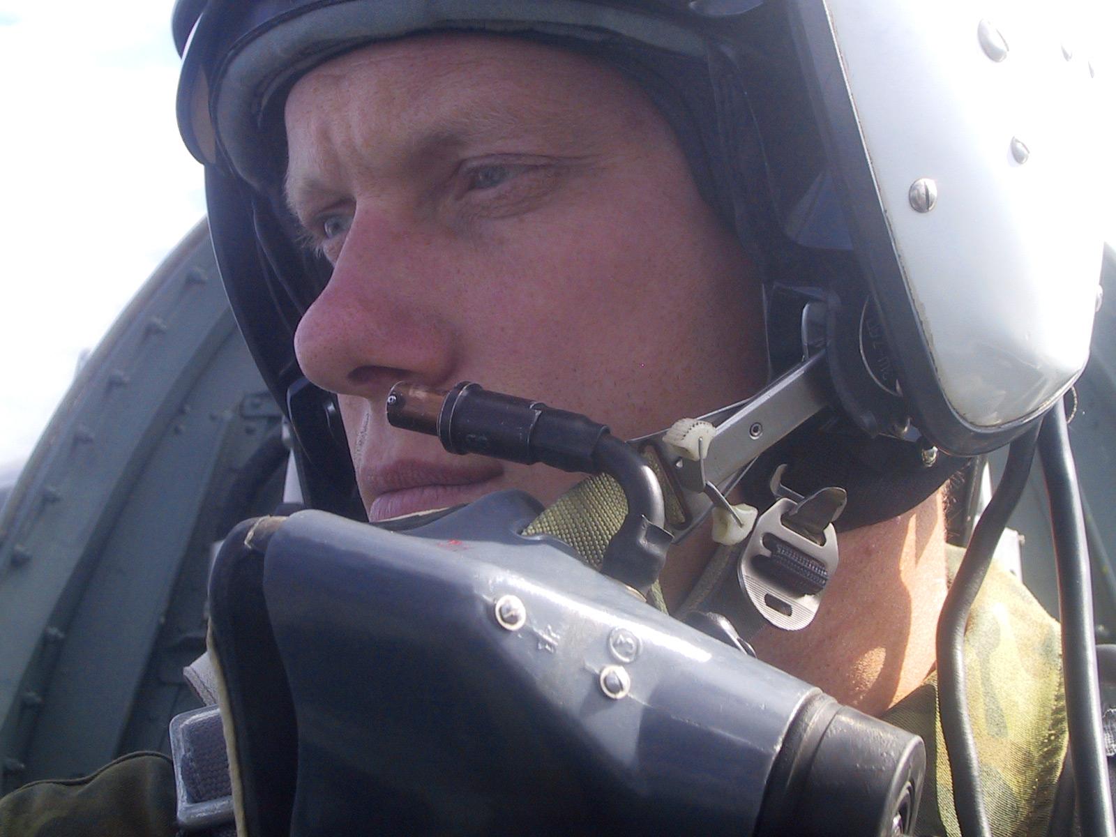 Лётная подготовка на Аэро Л-39 «Альбатрос»