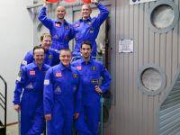 Экипаж 105-суточной изоляции