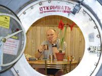 Первый месяц 105-суточной изоляции. Олег Артемьев.