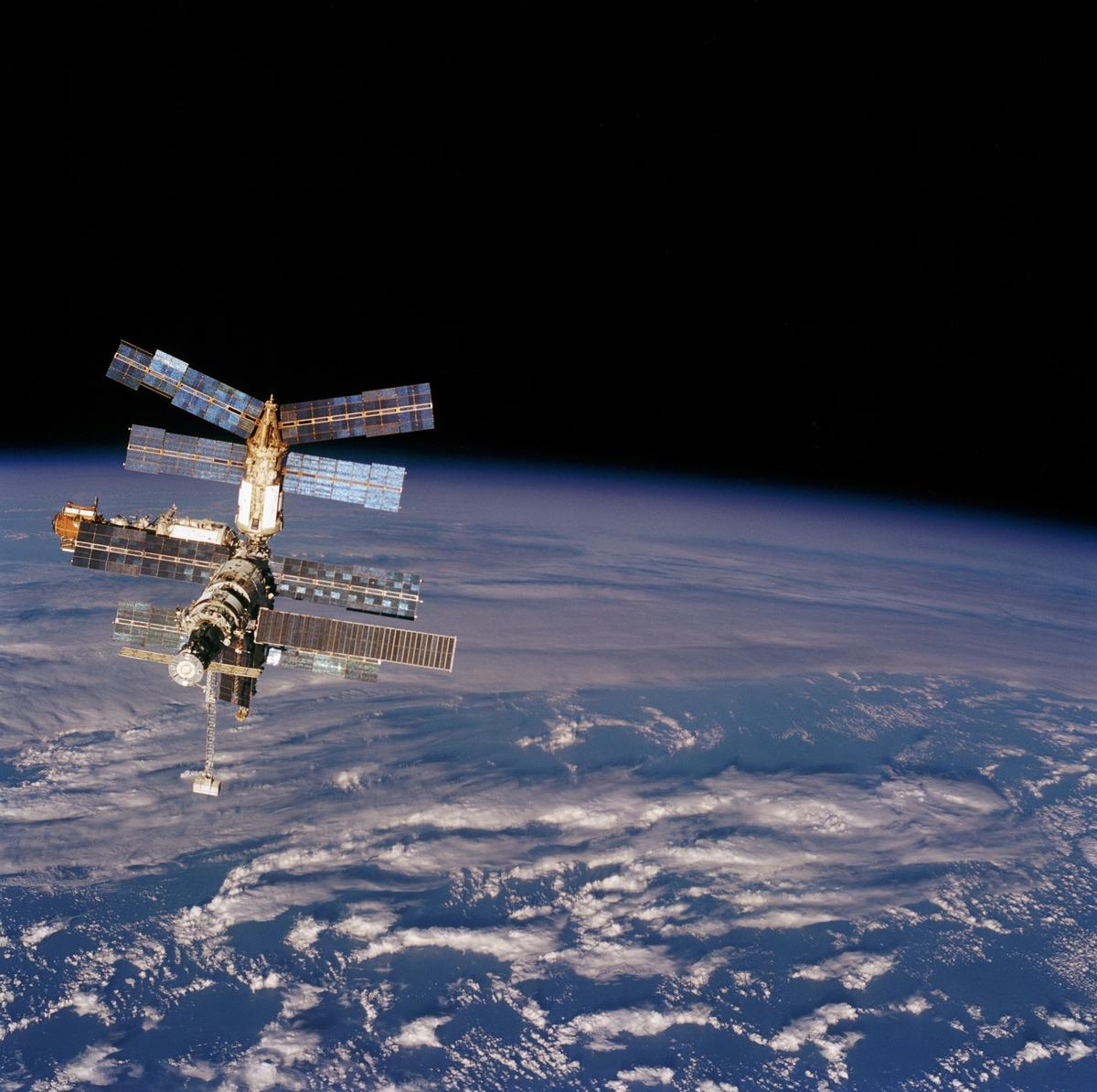 Международная Космическая Станция