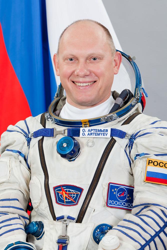 Олег Германович Артемьев