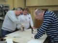 """В РКК """"Энергия"""" проведены занятия  по программе подготовки экипажей МКС-39/40 (25.12.2013)"""