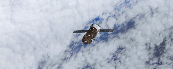 Soyuz docking with ISS delayed for 2 days due to attitude control system deviation