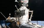 Запасной компьютер на внешней поверхности МКС вышел из строя