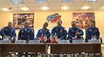 Пресс-конференция экипажа ТПК Союз ТМА-13М
