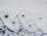 Олимпийские кольца океана