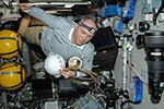 Работа после выхода в космос