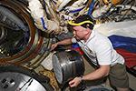 Установка фильтра А2 для очистки атмосферы станции