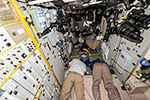 Любимое занятие космонавтов и астронавтов