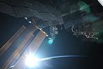 Рассвет на орбите