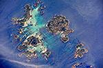 Острова Силли, Великобритания. Сент-Мартинс и Сент Мэрис.