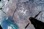 Каспийское море и низовье Волги