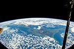 Новая Зеландия с высоты МКС, Северный Остров
