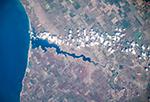 Крым, озеро Донузлав