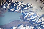 Ледники Южной Америки - озеро Вьедма