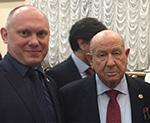 50-летие первого выхода в космос Алексеем Леоновым