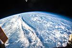 Над Землёй...