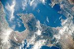 Коринфский перешеек и полуостров Перахора. Греция