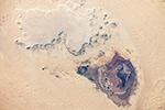 Пустыня в Ливии