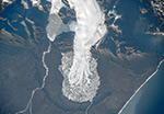 Ледник Сан-Тадео (Сан-Кинтин), Чили