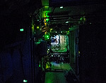 Ночью на МКС