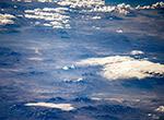 Вулканы Померапе и Паринакота. Южная Америка
