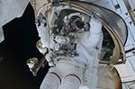 Внеплановый выход в открытый космос по американской программе 29 марта 2018 г.