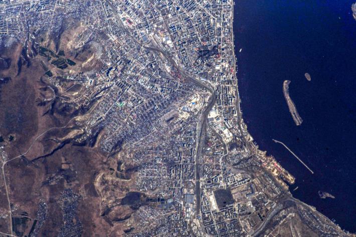 Города России - Саратов и Энгельс