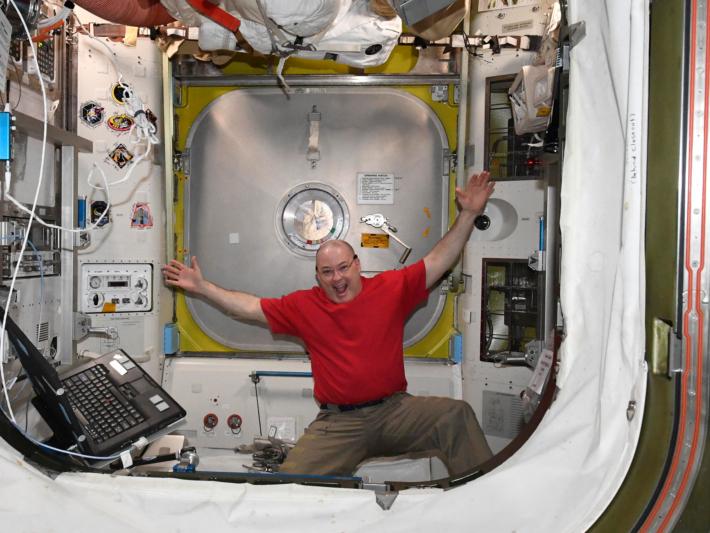 Подготовка к Выходу в космос