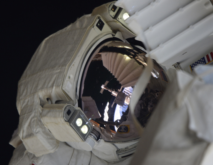 50-й юбилейный Выход в космос
