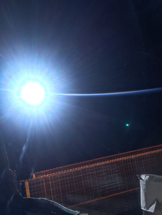 Solar Orbits has begun