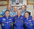 Новый экипаж перешёл на МКС