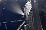 Плановая коррекция орбиты МКС
