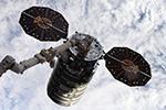 Отстыковка американского грузового корабля Cygnus. 15.07.18
