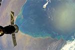 Пролетаем над Австралией