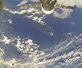 Пролетаем над островом Сахалин