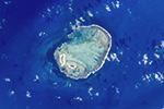 Рокас — единственный атолл в южной Атлантике